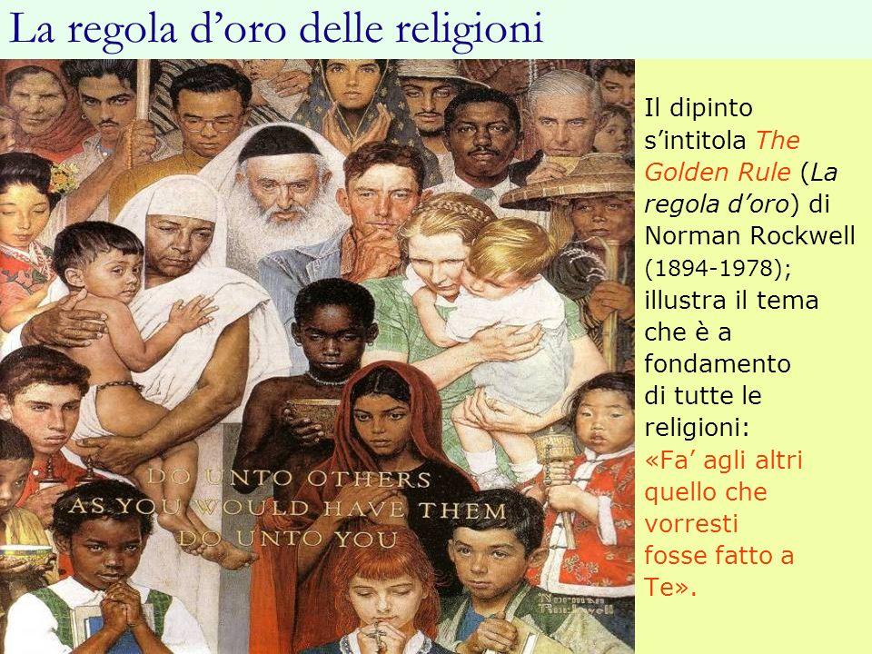 La regola d'oro delle religioni