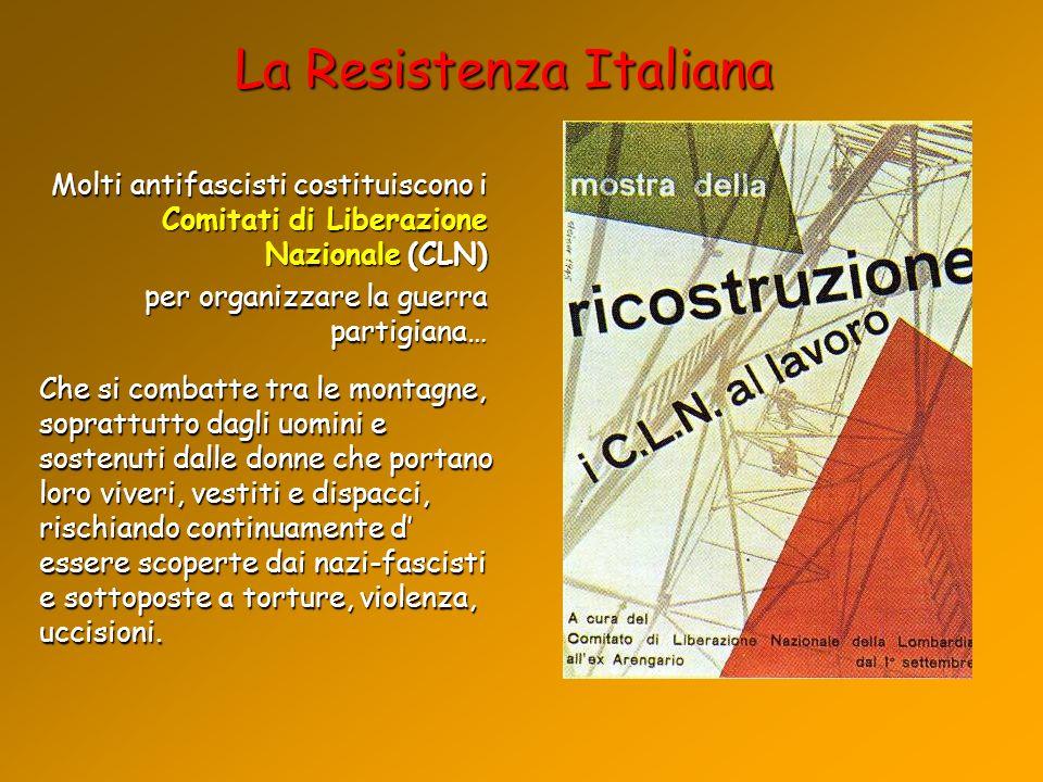 La Resistenza Italiana