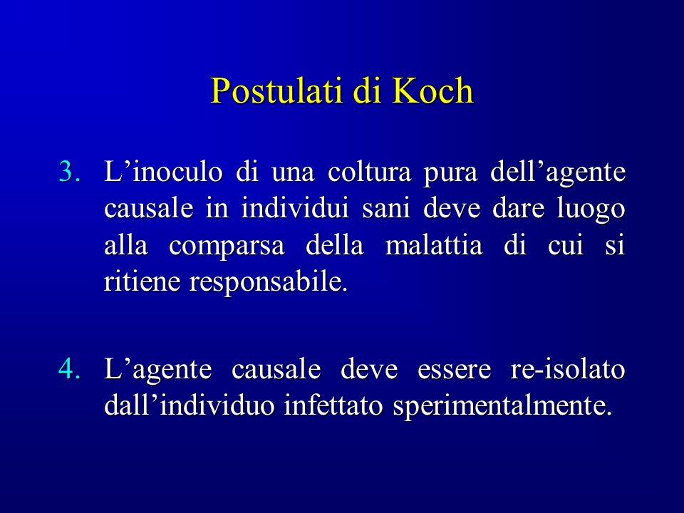 Postulati di Koch