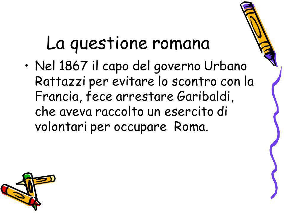 La questione romana