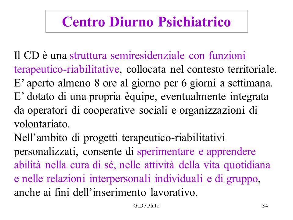 Centro Diurno Psichiatrico