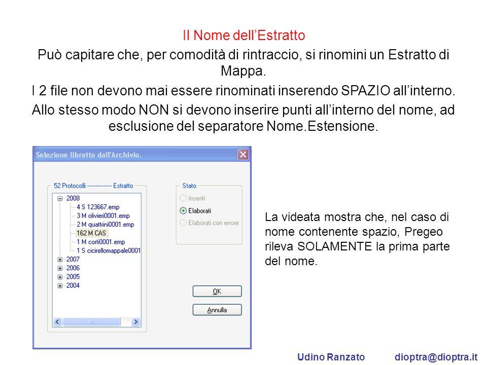 Udino Ranzato dioptra@dioptra.it
