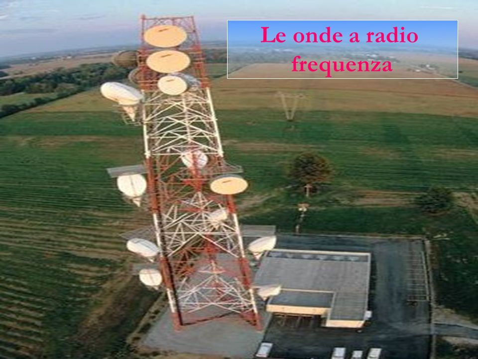 Le onde a radio frequenza