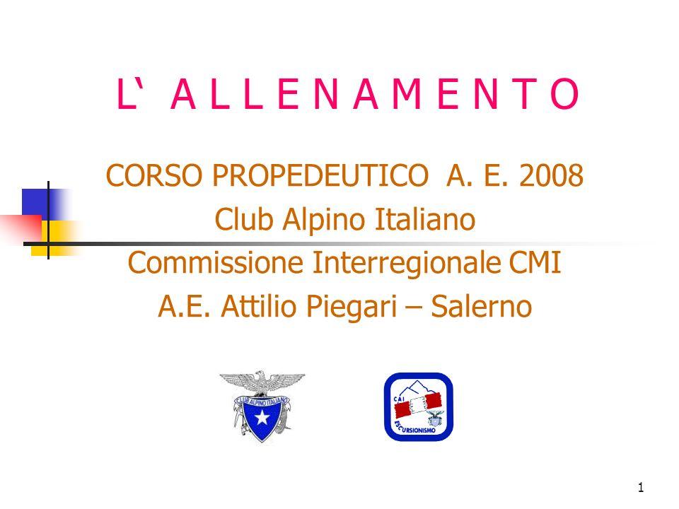 Commissione Interregionale CMI A.E. Attilio Piegari – Salerno