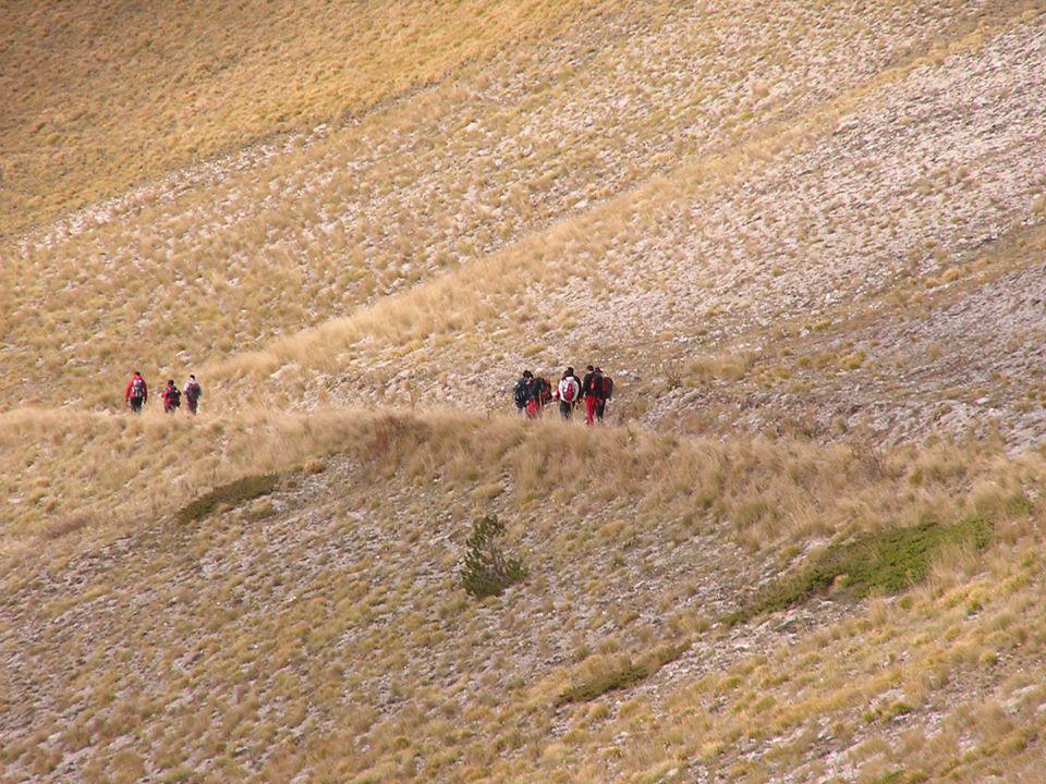 Corso Base Escursionismo 2008