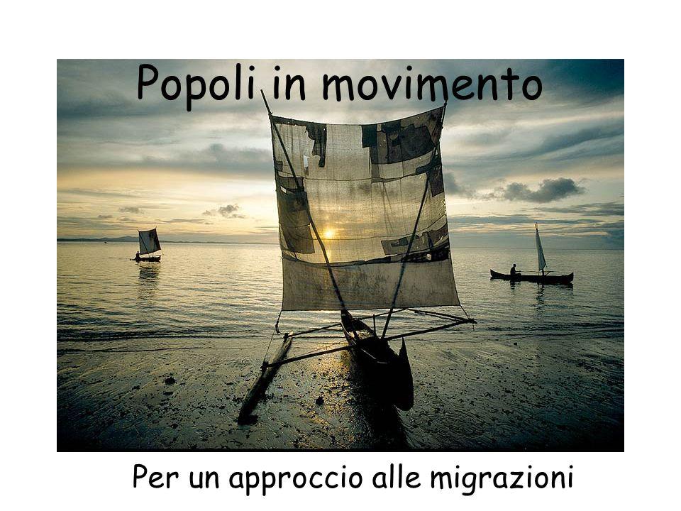 Per un approccio alle migrazioni