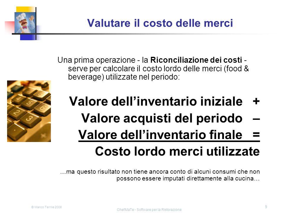 food cost e gestione informatizzata della cucina ppt