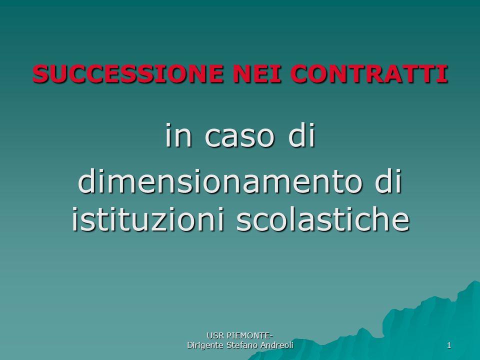 SUCCESSIONE NEI CONTRATTI