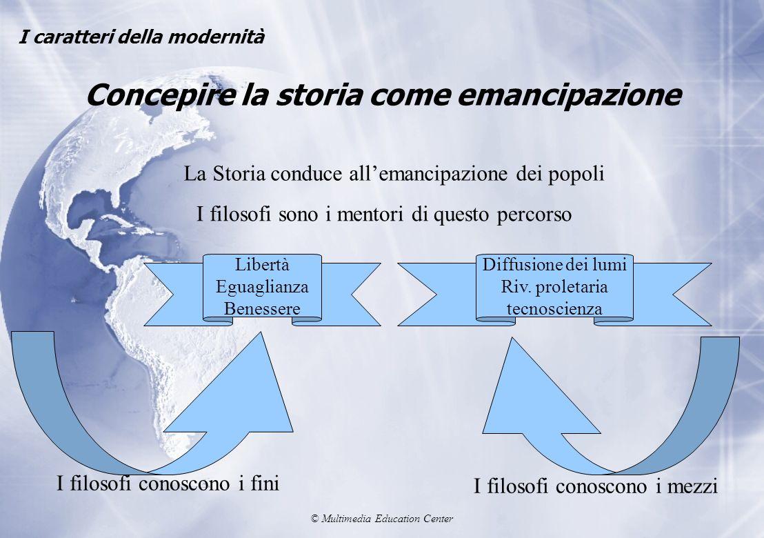 Concepire la storia come emancipazione