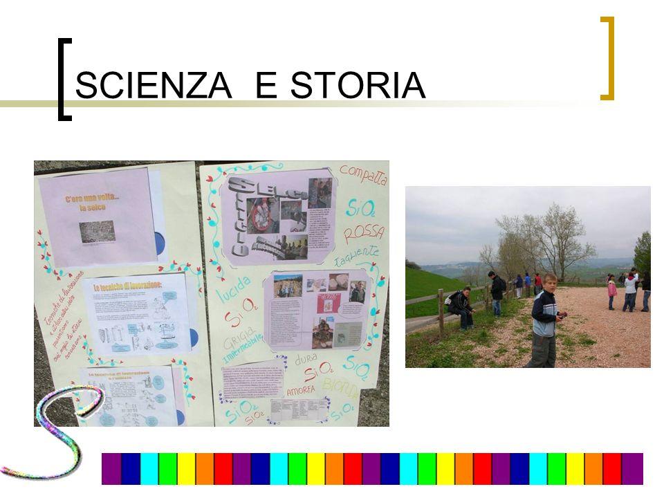 SCIENZA E STORIA