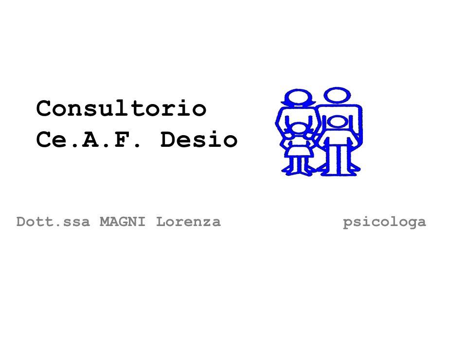 Consultorio Ce.A.F. Desio