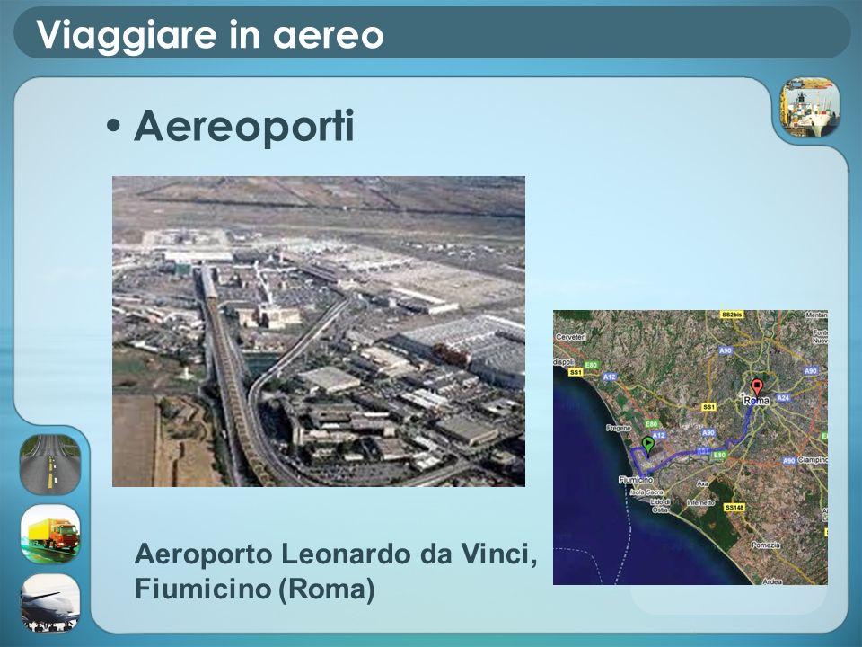 Aereoporti Viaggiare in aereo Aeroporto Leonardo da Vinci,