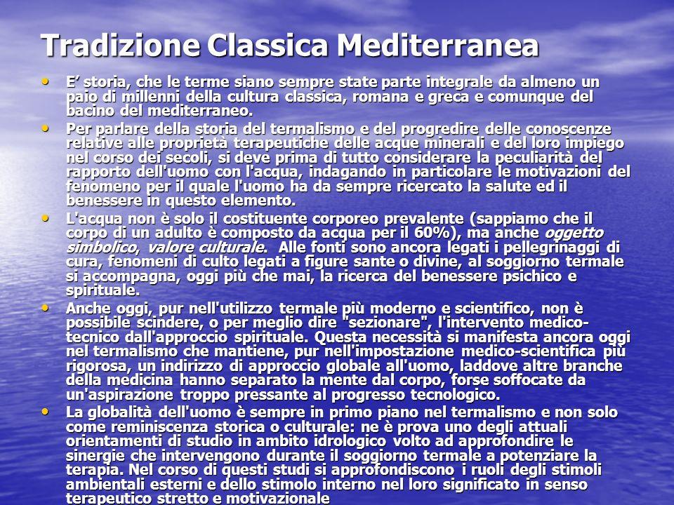 Tradizione Classica Mediterranea