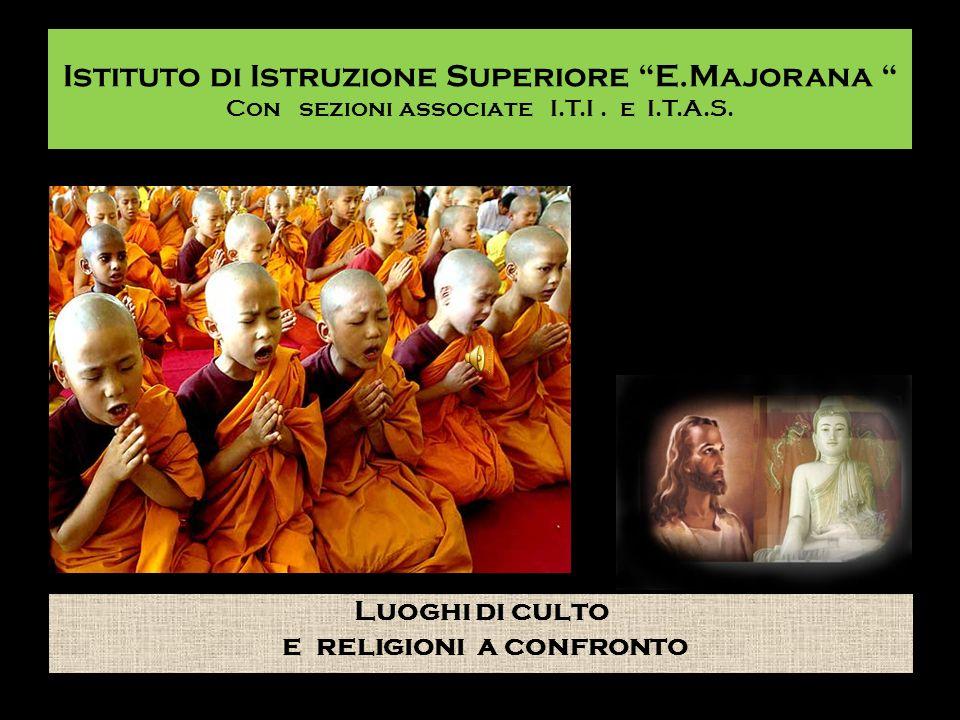 Luoghi di culto e religioni a confronto