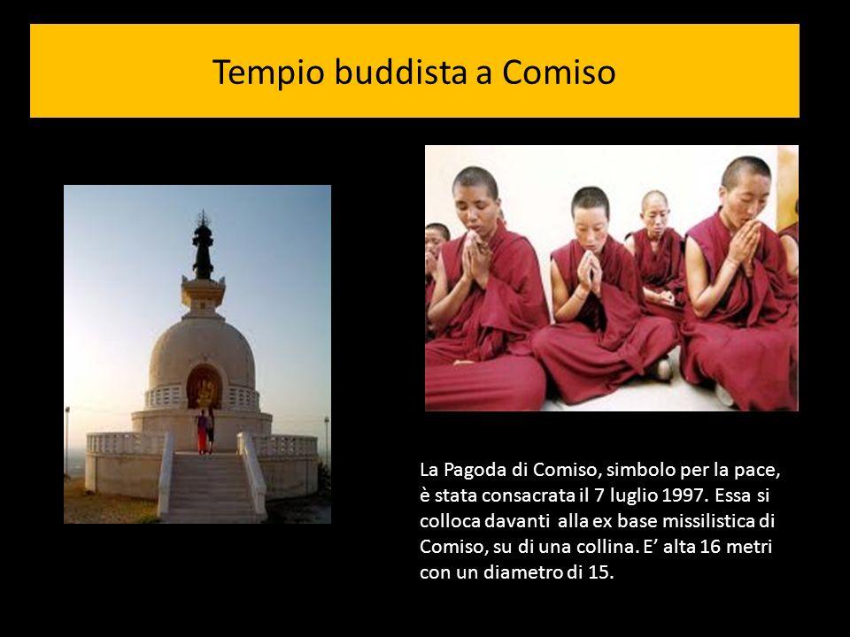 Tempio buddista a Comiso
