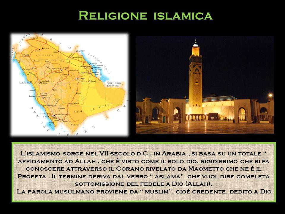 Religione islamica