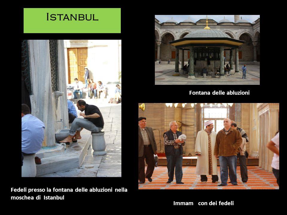 Istanbul Fontana delle abluzioni
