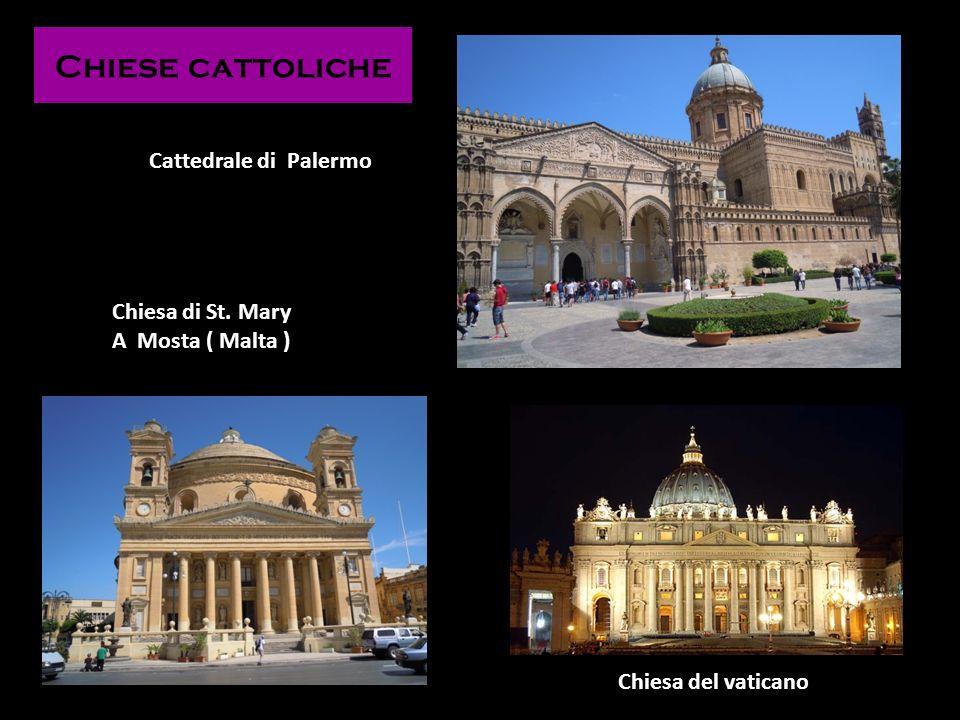 Chiese cattoliche Cattedrale di Palermo Chiesa di St. Mary