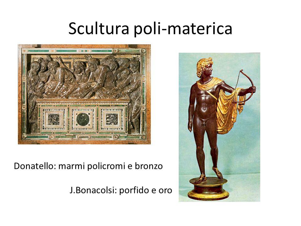 Scultura poli-materica