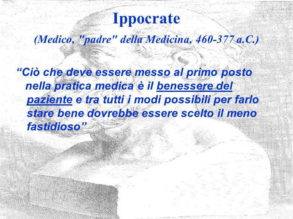 Ippocrate (Medico, padre della Medicina, 460-377 a.C.)