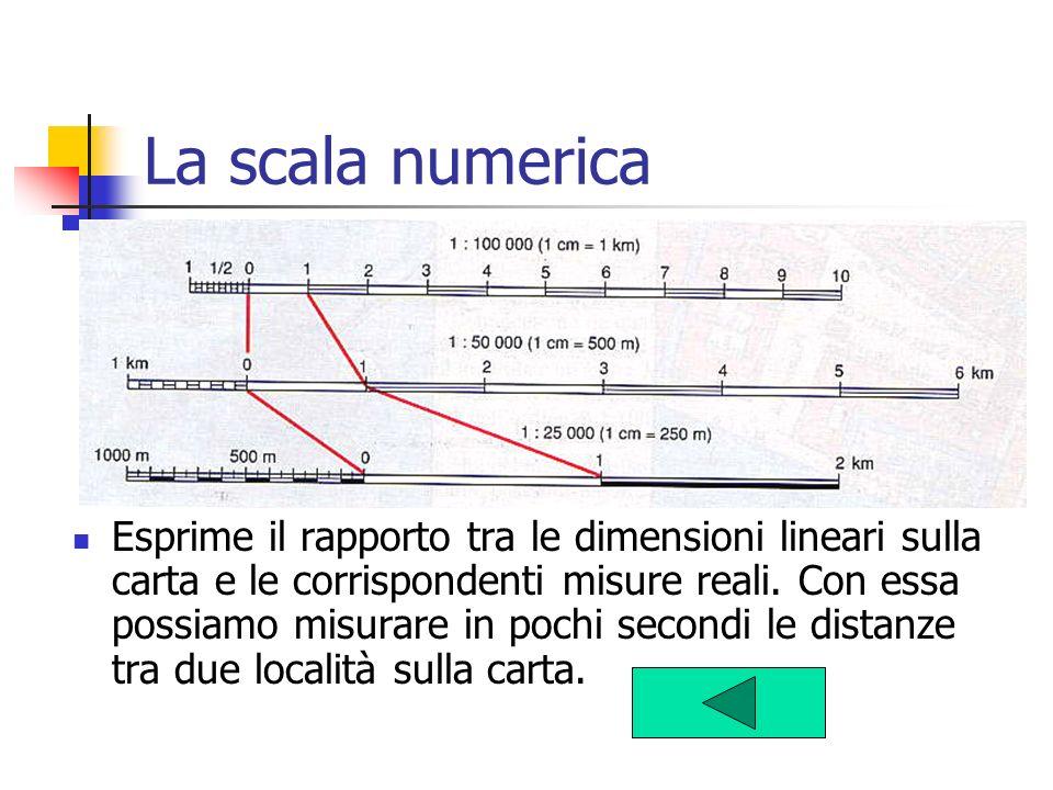 La scala numerica