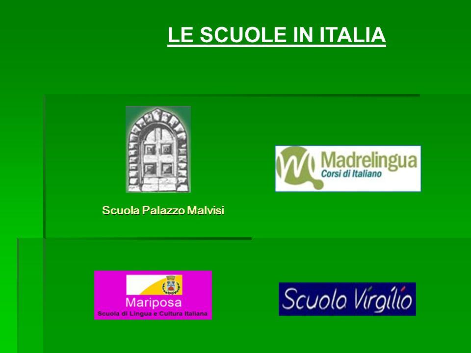 Scuola Palazzo Malvisi
