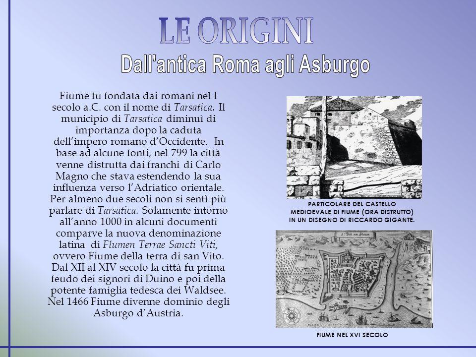 Dall antica Roma agli Asburgo