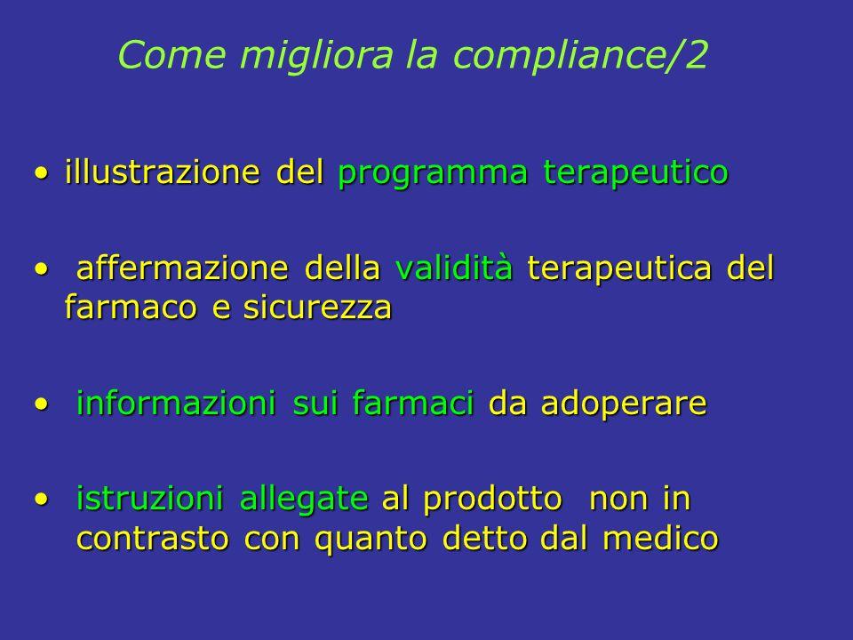 Come migliora la compliance/2