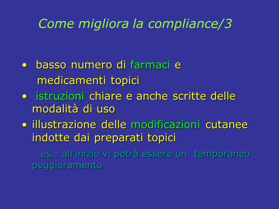 Come migliora la compliance/3