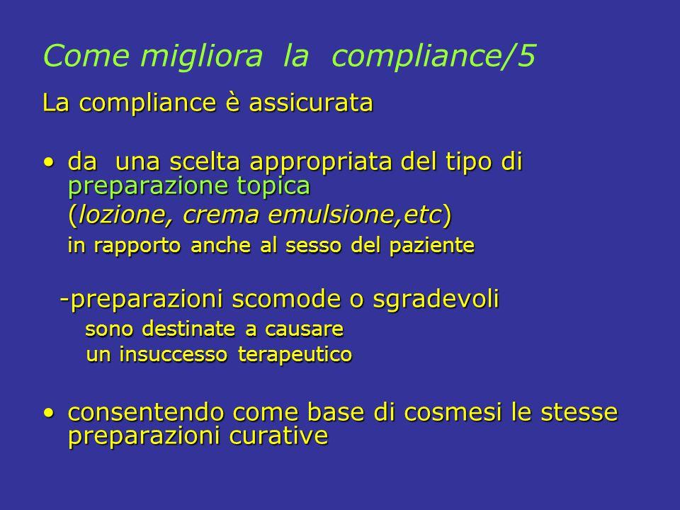 Come migliora la compliance/5