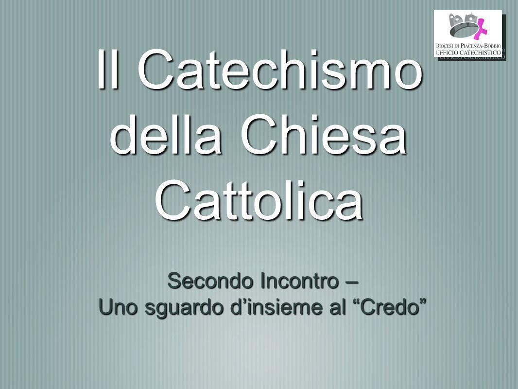 Il Catechismo della Chiesa Cattolica