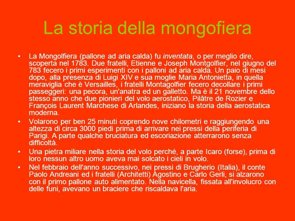 La storia della mongofiera
