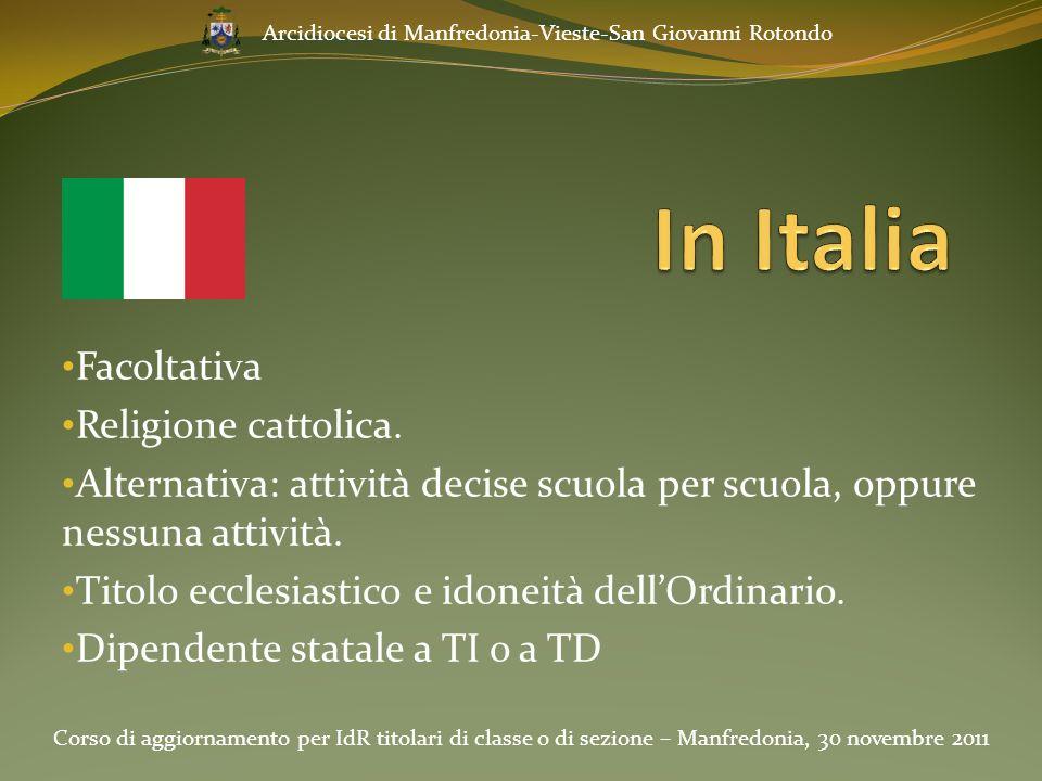 Arcidiocesi di Manfredonia-Vieste-San Giovanni Rotondo