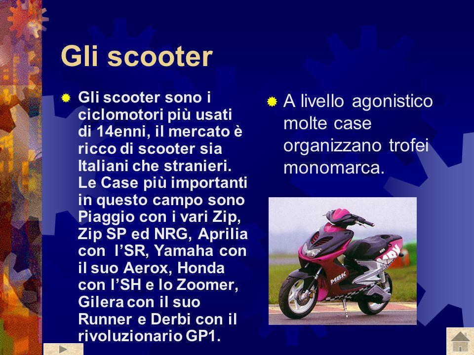 Gli scooter