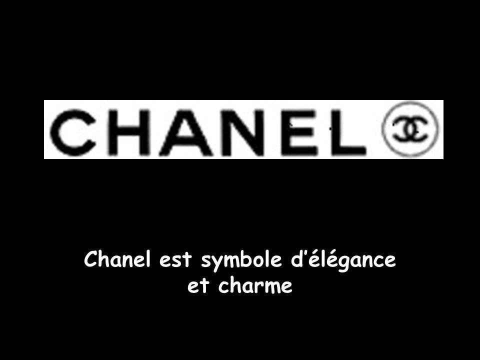 Chanel est symbole d'élégance et charme