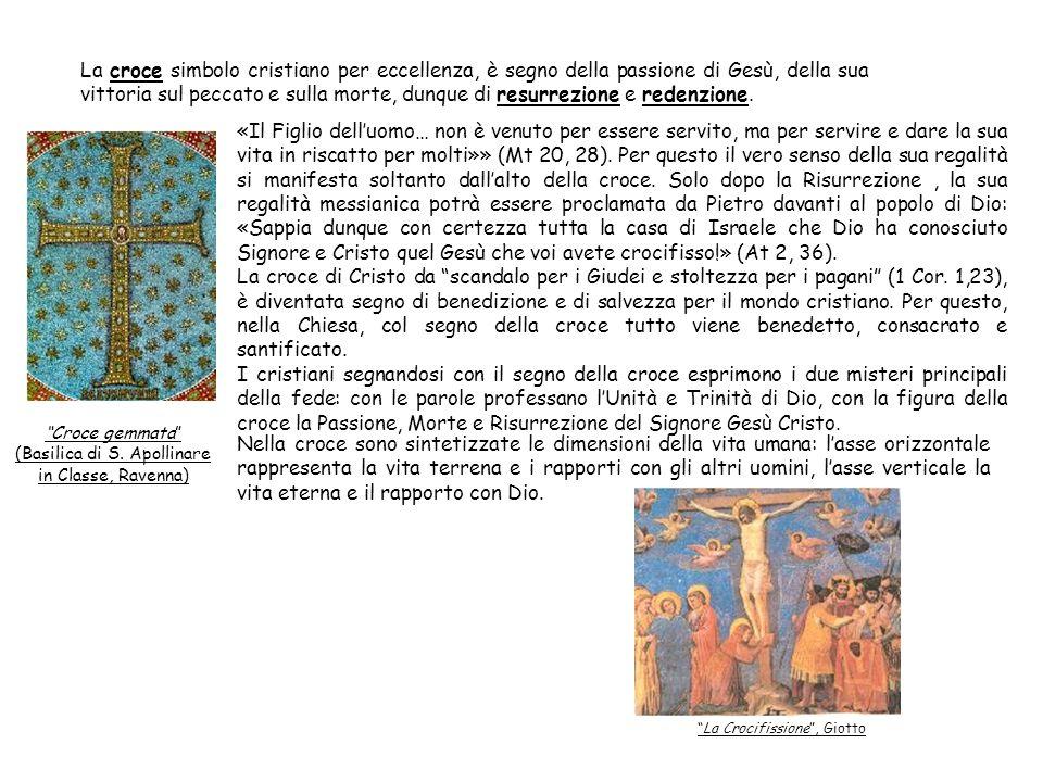Croce gemmata (Basilica di S. Apollinare in Classe, Ravenna)