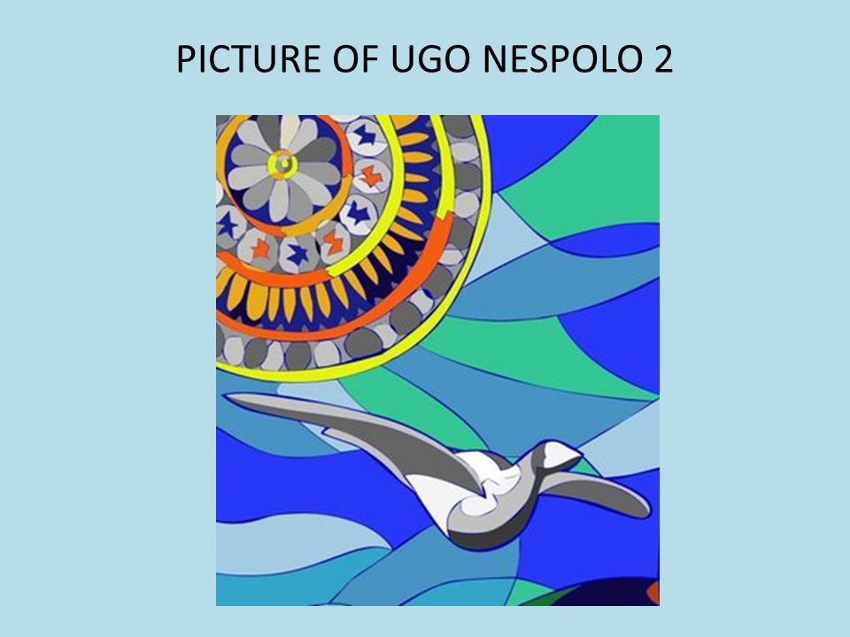 PICTURE OF UGO NESPOLO 2