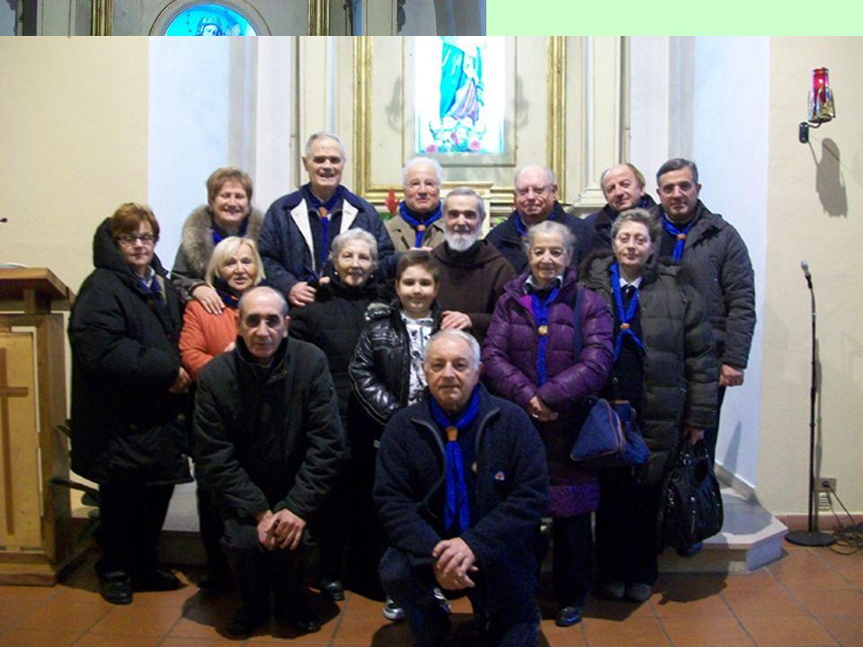 Ci siamo recati nel vicino comune di Castignano, per raggiungere il monastero di S.