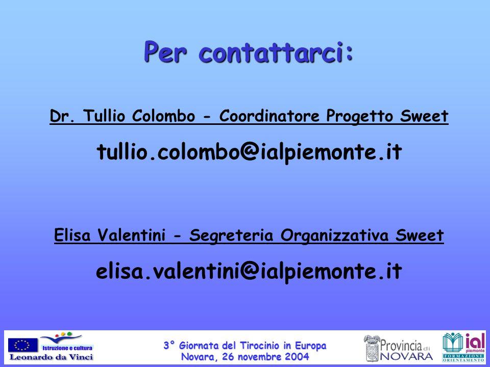 Per contattarci: tullio.colombo@ialpiemonte.it