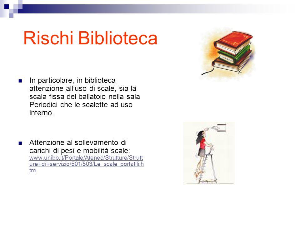Rischi Biblioteca