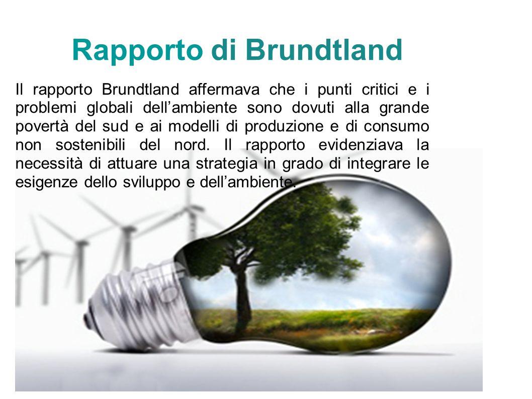 Rapporto di Brundtland