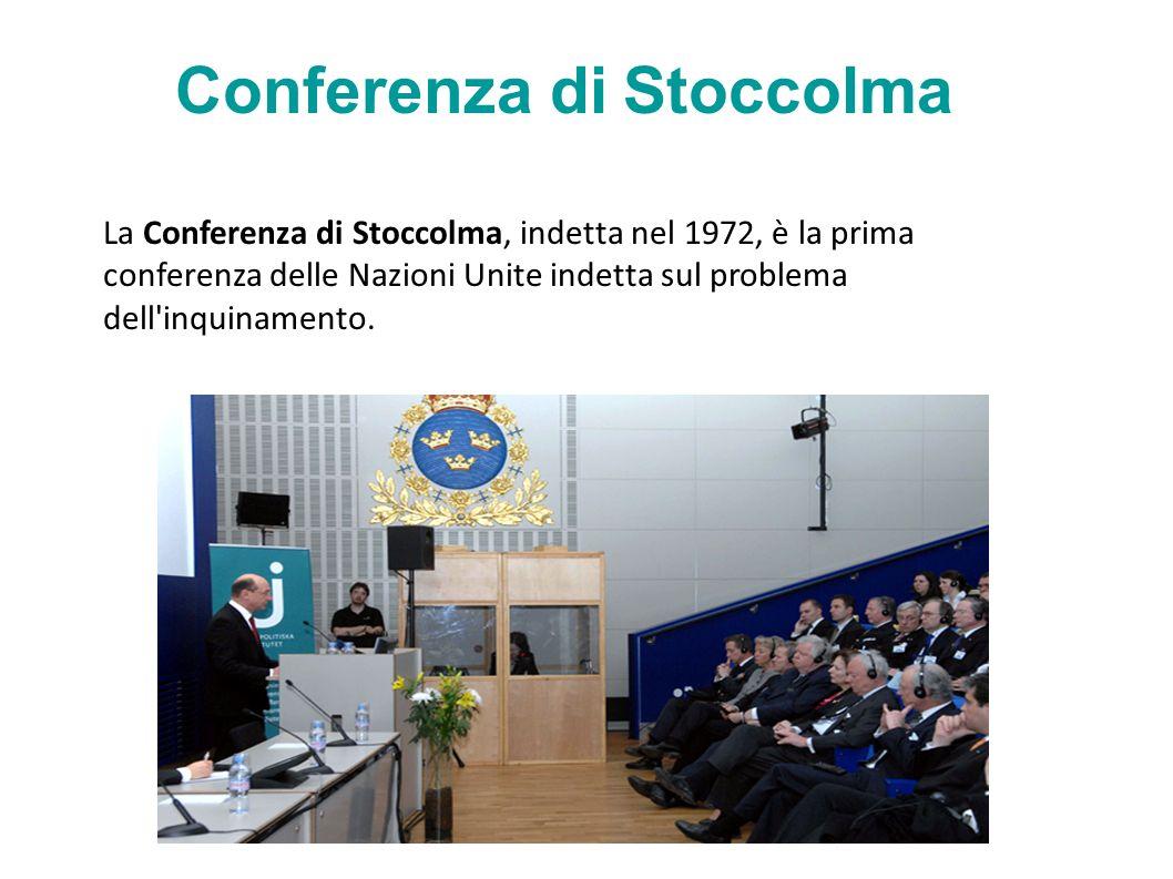 Conferenza di Stoccolma