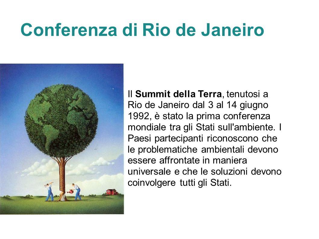 Conferenza di Rio de Janeiro