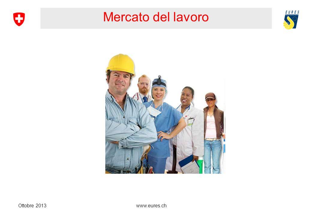 Mercato del lavoro Ottobre 2013