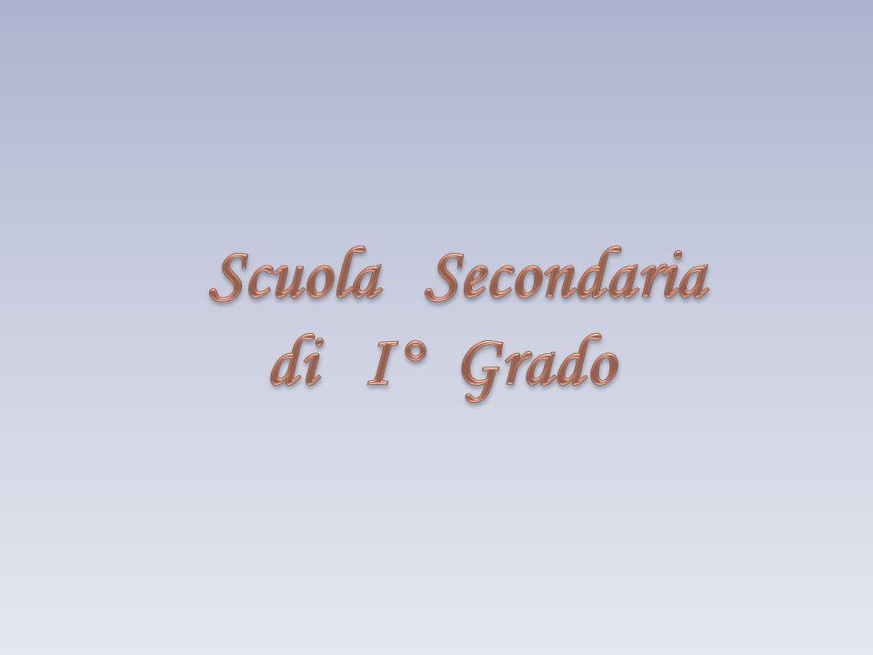Scuola Secondaria di I° Grado