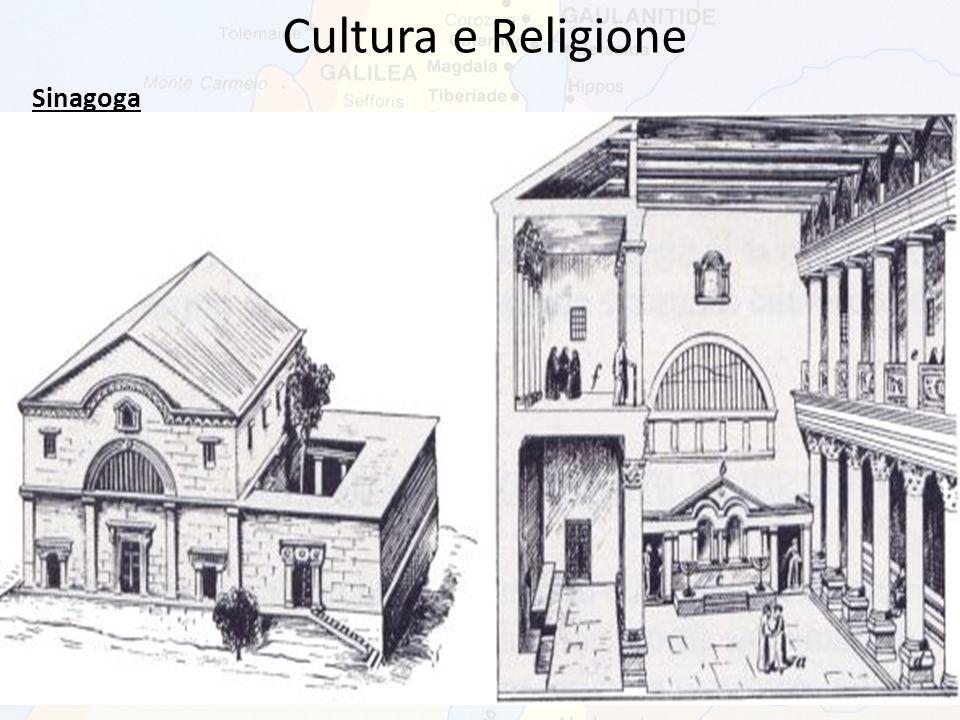 Cultura e Religione Sinagoga