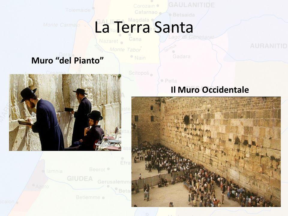 La Terra Santa Muro del Pianto Il Muro Occidentale