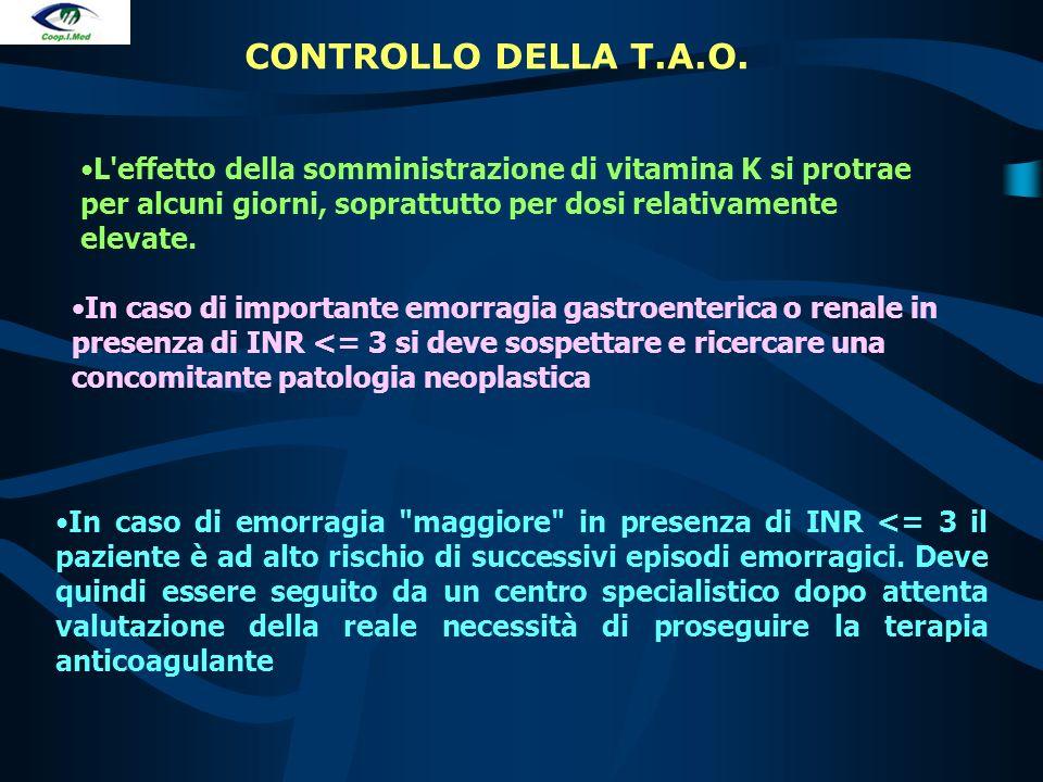 ARIANO IRPINO 15 MAGGIO 2004 CONTROLLO DELLA T.A.O.