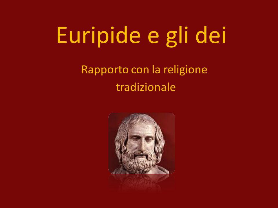 Rapporto con la religione tradizionale