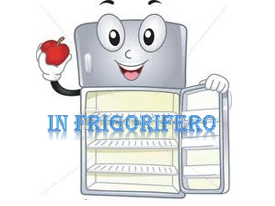 In frigorifero